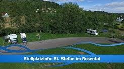 Stellplatzinfo: Wohnmobilstellplatz St. Stefan im Rosental