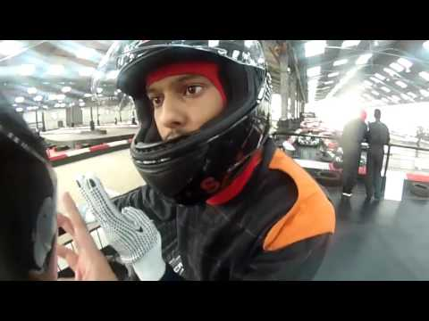 Race for Charity; Team Mijshakmasum at Capital Karts London