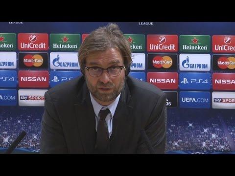 Pressekonferenz: Jürgen Klopp nach dem Spiel bei Arsenal (0:2)   BVB