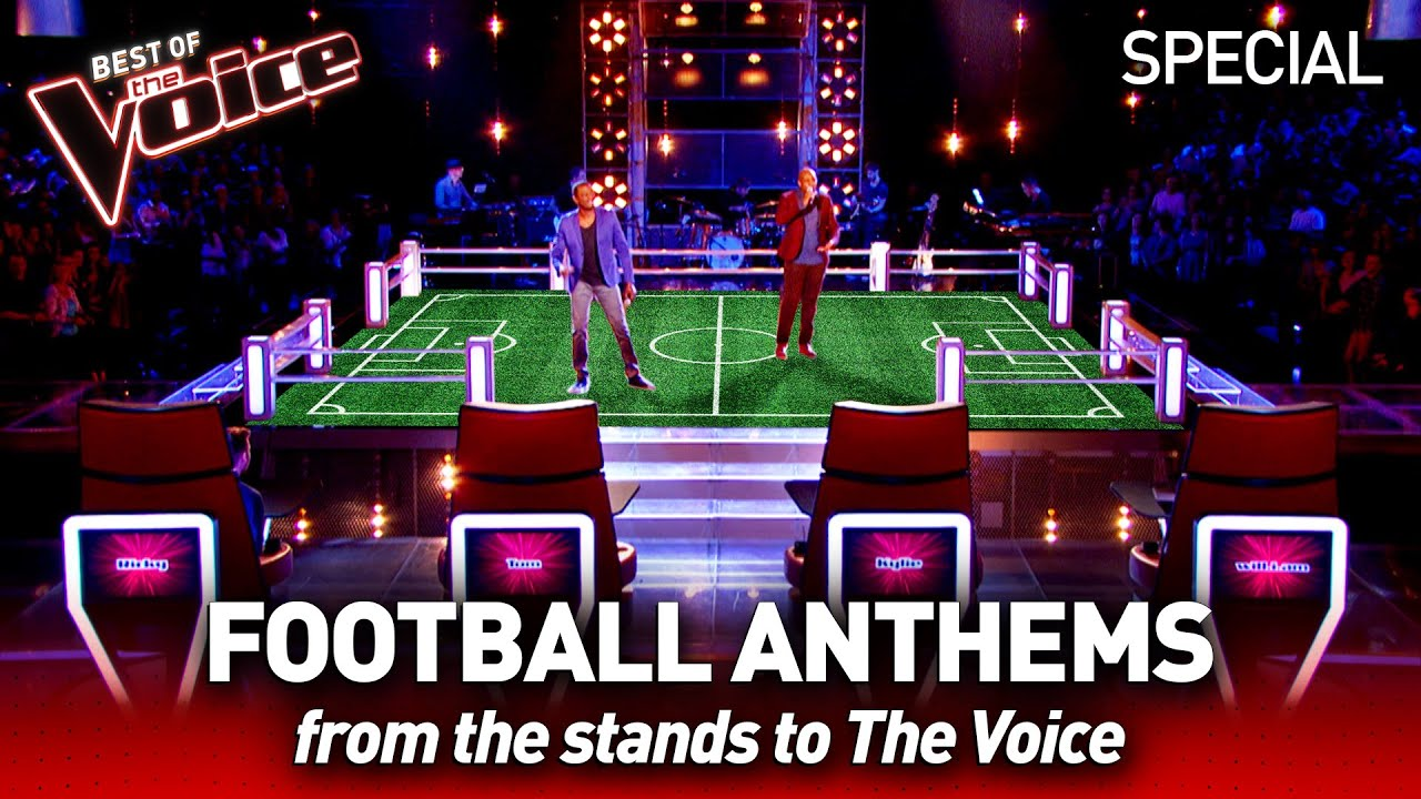 KICK-OFF the FOOTBALL: from the Stadium Stands to The Voice! | Special