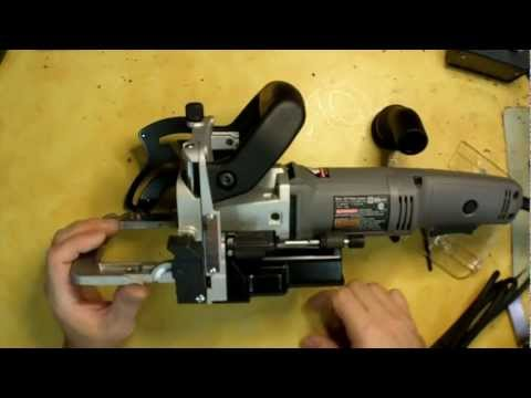 Porter Cable 557 Biscuit Plate Joiner Review