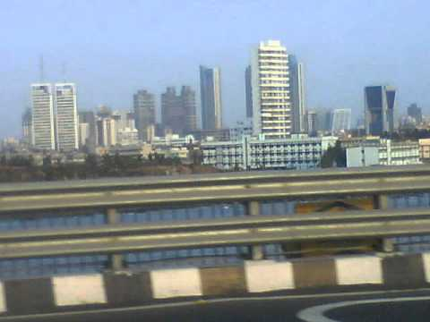 BEAUTIFUL MUMBAI CITY AND SKYLINE