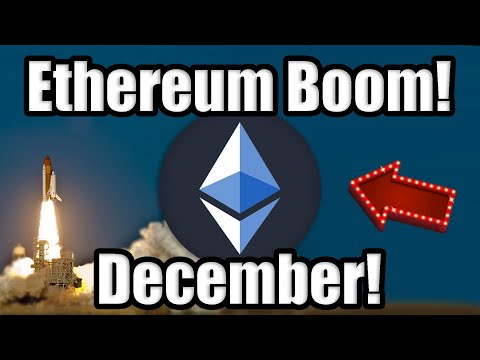 If You Hold Ethereum Cryptocurrency You NEED to See This! | Ethereum About to Explode in December!