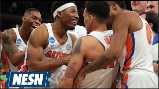 Florida Stuns Wisconsin With Buzzer-Beater In Overtime