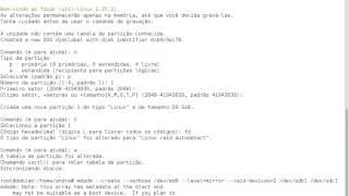 RAID 1 - mdadm - Debian 8