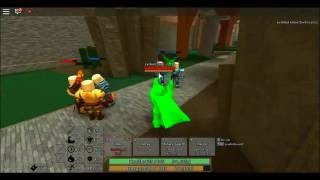 I Play Battle For Roblox #1