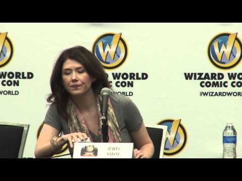 Austin Comic Con 2013  One on One with Jewel Staite