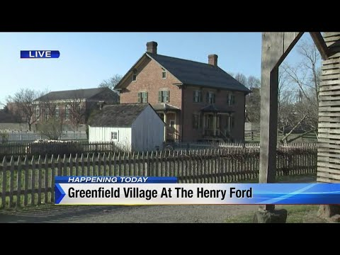 Greenfield Village at The Henry Ford