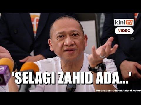 'Selagi Zahid ada...' - Nazri cadang Tok Mat ganti kepimpinan Umno