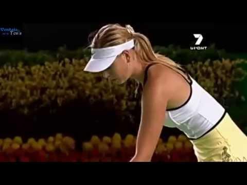 Serena Williams vs Maria Sharapova [AO2007 F]