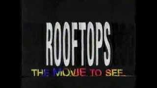 Rooftops 1989 TV Spot