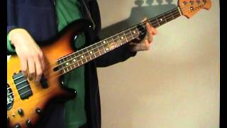 The Yardbirds - For Your Love - Bass Cover