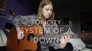 Toxicity - System of a Down Cover