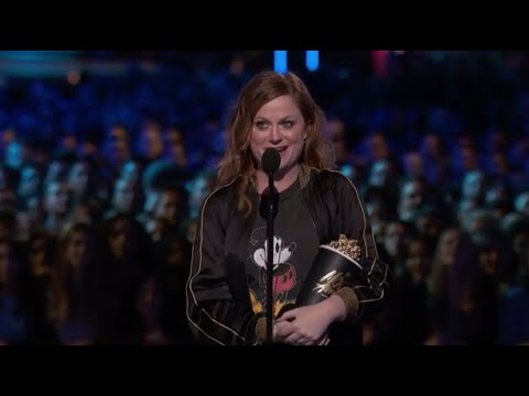 Amy Poehler #MovieAward Speech
