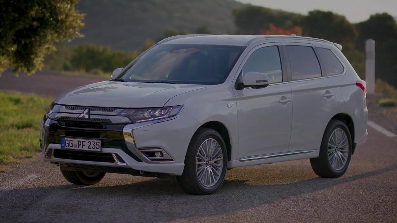 2019 New Mitsubishi Outlander Phev Design Youtube