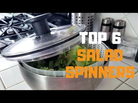 Best Salad Spinner in 2019 - Top 6 Salad Spinners Review