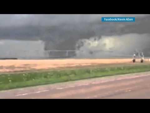 Violent Tornado in Heartland