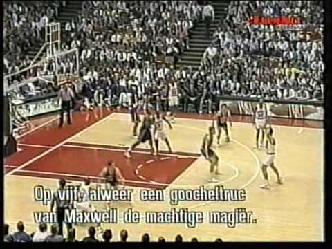 Top 10 NBA 1994 1995 Vol 8