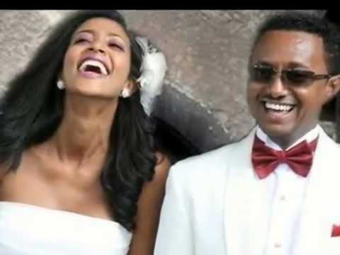 Teddy Afro Wedding - Kaba ( ካባ ) - Teddy with Amleset