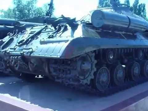 тяжелая военная техника в Белгороде