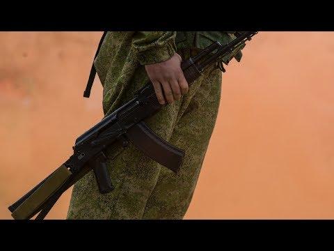 Солдат расстрелял 8 сослуживцев!