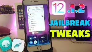 Top 10 ALL-NEW Jailbreak Tweaks for Unc0ver & Chimera Jailbreak iOS 12 - 12.1.2!