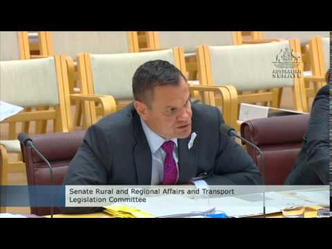 Airservices Australia Committee Hearing