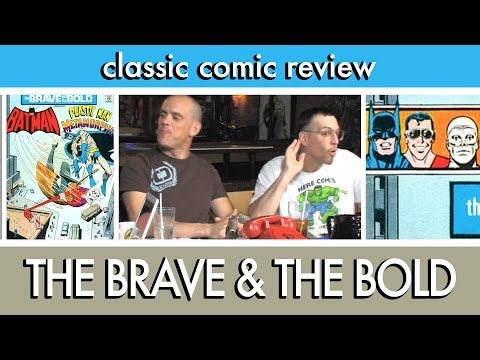 Classic Brave & The Bold (review) COMIC BOOK SYNDICATE
