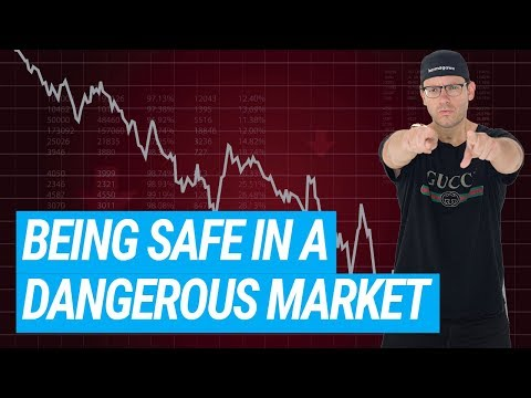 Trading Safely in this Dangerous Market