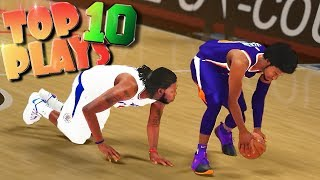 NBA 2K18 TOP 10 PLAYS Of The Week  - Ankle Breakers, Posterizers, Trick Shots & More
