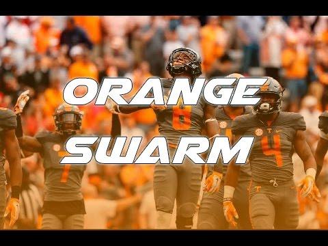 Tennessee Vols Football Orange Swarm Defense Coming in ...