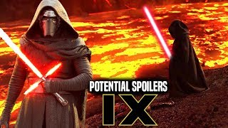 Star Wars Episode 9 Leaked Details & Potential Spoilers (Star Wars News)