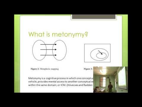 CLS week 8 metonymy