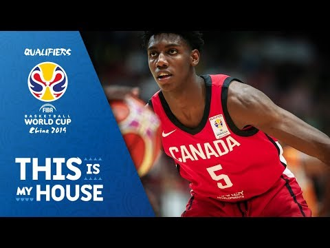 R.J. Barrett - ULTIMATE Mixtape - Top Plays from FIBA Basketball World Cup 2019 Qualifiers