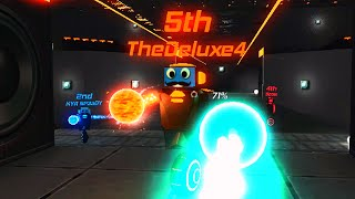 Robot Roller Derby Disco Dodgeball - Free For All vs. The Crew!