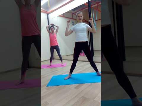 - йога в Минске
