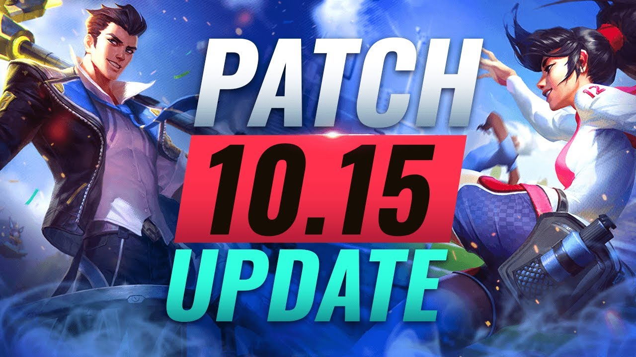 NEW UPDATE: BEST Champions TIER List – League of Legends Patch 10.15 thumbnail