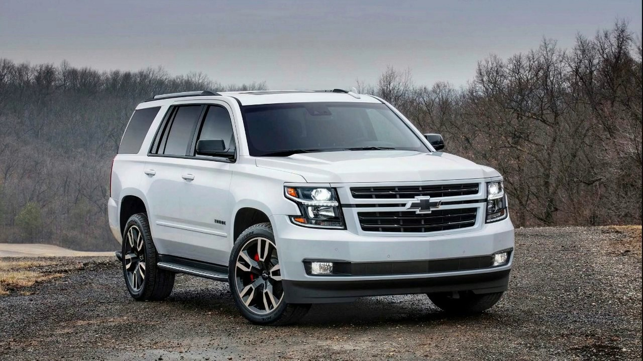 2018 Chevrolet Tahoe Rst Price Release Date Review Youtube