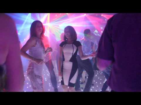 40th Mobile Nightclub with White Starlok LED Dance floor