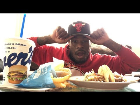 CULVER'S MUKBANG ( The Reason I Sold All My Shoes 😢🤦🏾♂️)