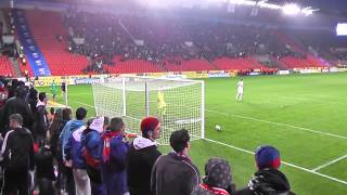 Finále poháru 2014 - FC Viktoria Plzeň - AC Sparta Praha (penalty)