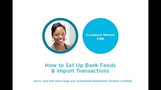 How to Set up Bank Feeds & Import Transactions