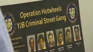 5 Orlando gang members arrested in $2 million statewide crime spree
