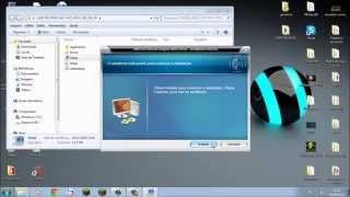 Como instalar o driver de rede no Windows 7