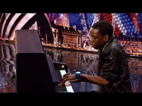 Paul Gbegbaje - Britains Got Talent 2011 audition - International Version