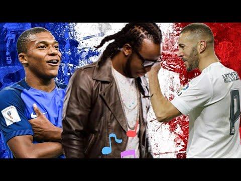 YOUSSOUPHA - Écris Mon Nom En Bleu/ Hymne des Bleus Euro 2021