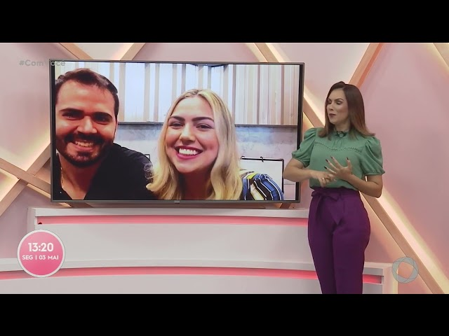 Neto fez surpresa iluminada para pedir Mariana em casamento - Com Você