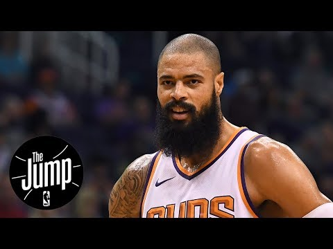 Suns explore trading Tyson Chandler in Eric Bledsoe deal | The Jump | ESPN