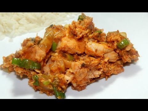 Stewed Pink Salmon (canned)