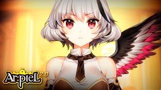 Arpiel 2.0 - Hanna Golden Eagle (New Character) - Creation/Intro/Tutorial - F2P - KR
